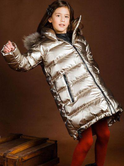 Купить Пальто, GnK, Белый, Женский