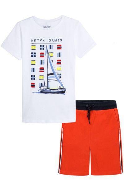 Футболка+шорты Mayoral фото
