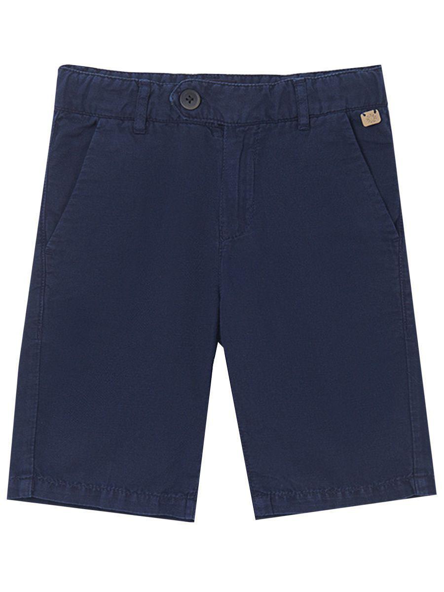 шорты mayoral для мальчика, синие