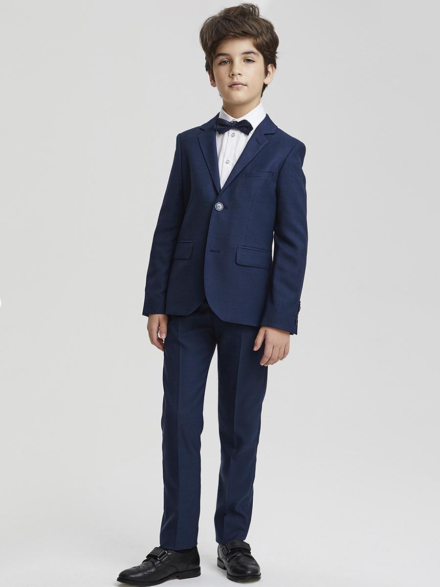 костюм silver spoon для мальчика, синий