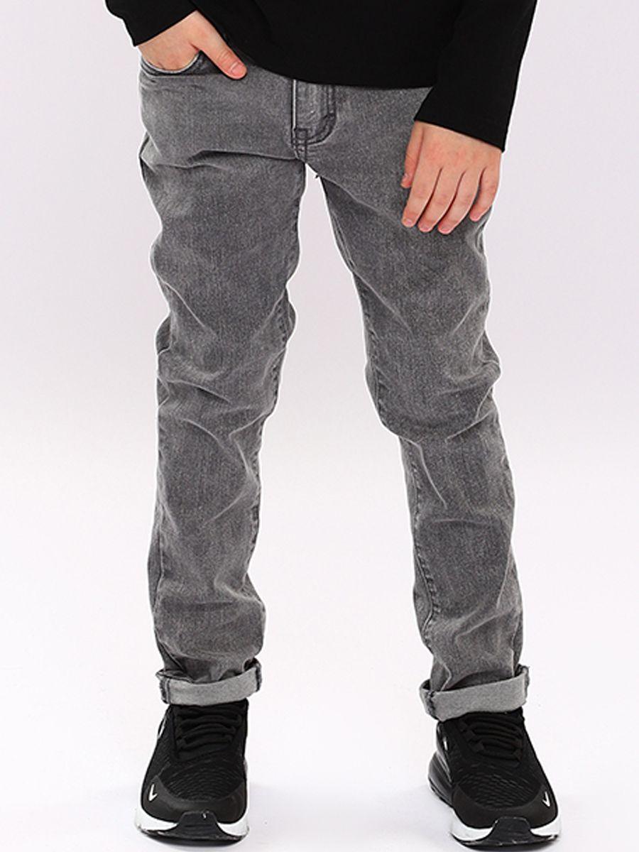 джинсы y-clu' для мальчика, серые