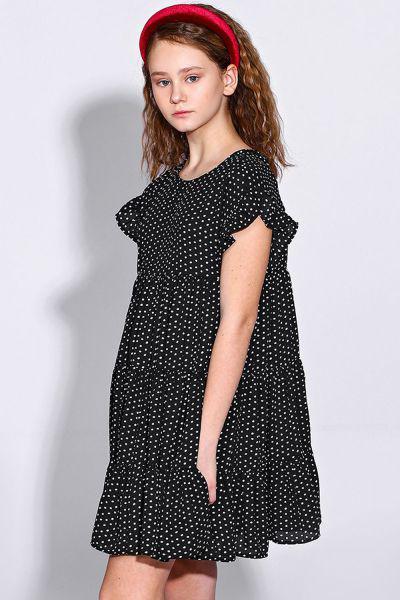 Купить Платье, Manila Grace, Черный, Полиэстер-100%, Женский