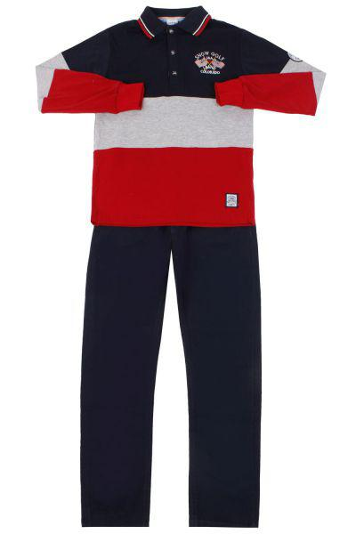 Лонгслив+брюки