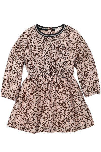 Купить Платье, Minoti, Розовый, Вискоза-100%, Женский