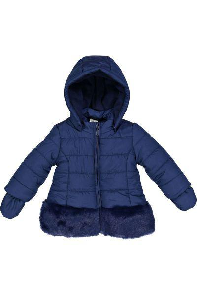 Куртка+варежки