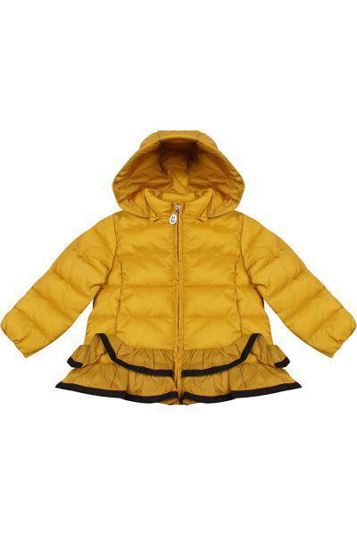 Купить Куртка, Artigli, Желтый, Нейлон-100%, Женский