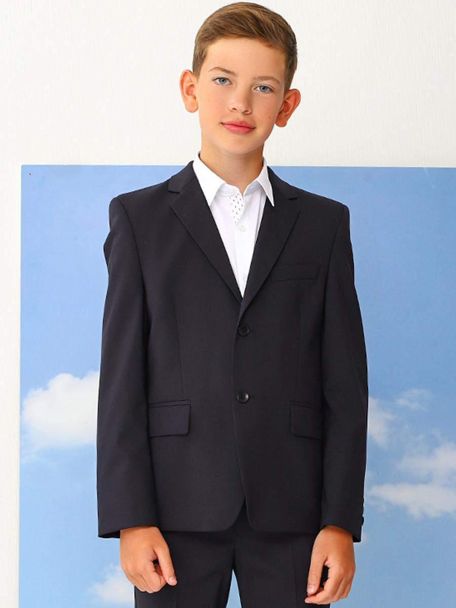 пиджак noble people для мальчика, синий