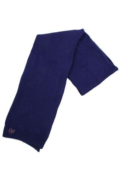 шарф byblos для мальчика, синий