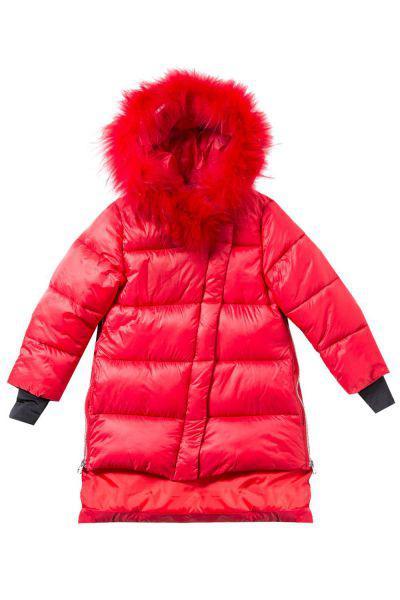 Купить Куртка, Gaialuna, Красный, Полиэстер-100%, Женский