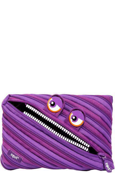 Купить Пенал-сумочка, Zipit, Фиолетовый, UNI, Полиэстер-100%, Женский