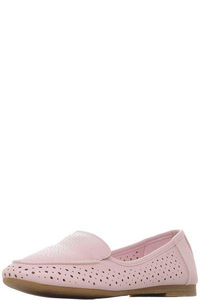Купить Лоферы, Betsy, Розовый, Искусственная кожа-100%, Женский