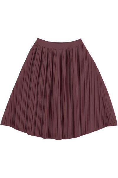 юбка mayoral для девочки, фиолетовая