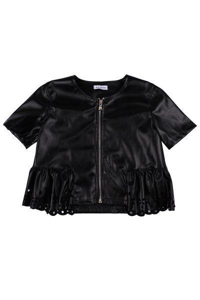 Купить Куртка, Meilisa Bai, Черный, Хлопок-100%, Женский