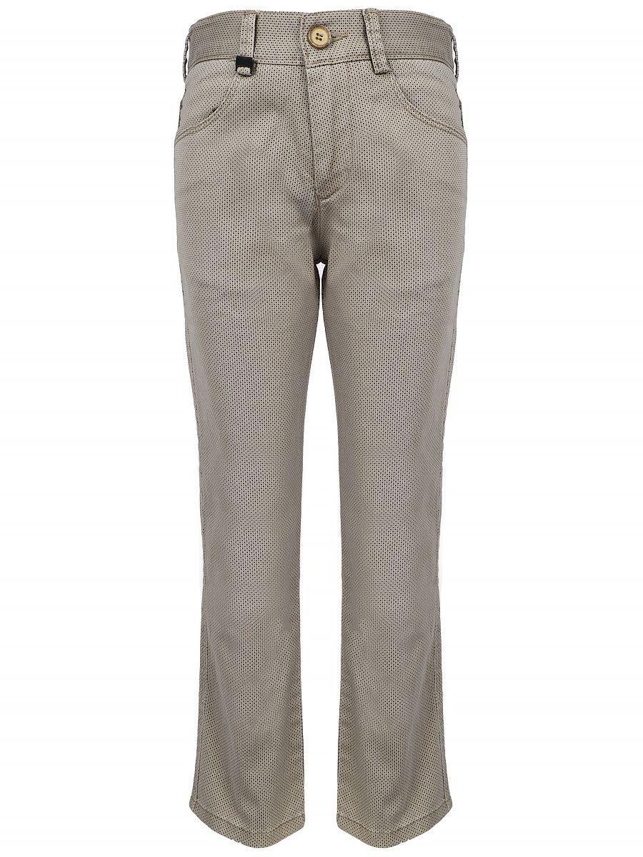 брюки noble people для мальчика, бежевые