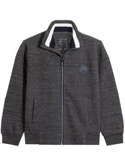 Купить Куртка, Mayoral, Серый, Хлопок-59%, Полиэстер-40%, Эластан-1%, Мужской