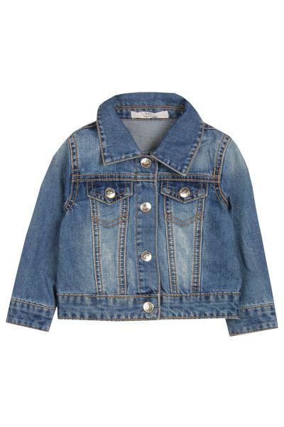Купить Куртка, Y-clu', Голубой, Хлопок-100%, Женский