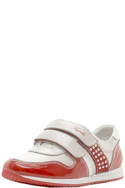 Кроссовки для девочки 22342-1 белый Kapika, Российская Федерация