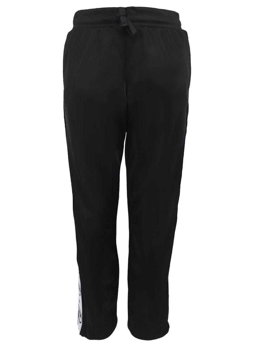 брюки chiara ferragni для девочки, черные