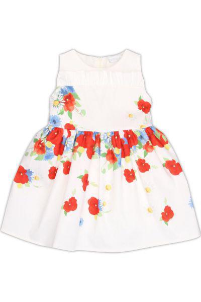 Купить Платье, Meilisa Bai, Белый, Полиэстер-95%, Эластан-5%, Женский