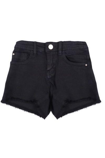 шорты gaudi для девочки, черные