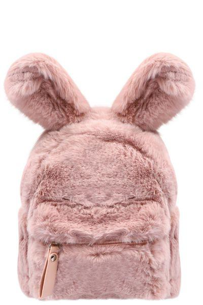 Купить Рюкзак, Multibrand, Розовый, UNI, Полиуретан-100%, Женский