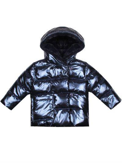 Купить Куртка, Gaialuna, Синий, Полиэстер-100%, Женский
