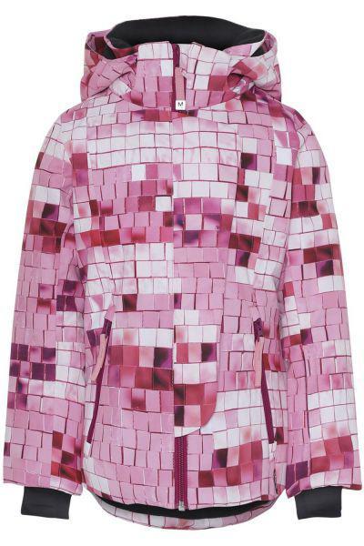 Купить Куртка, Molo, Розовый, Полиэстер-100%, Женский