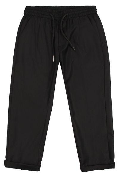 брюки street gang для девочки, черные
