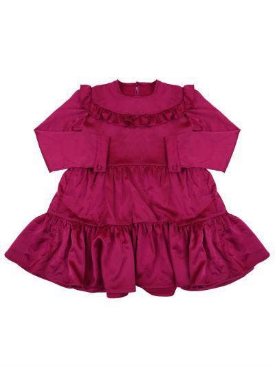 Купить Платье, Gaialuna, Розовый, Полиэстер-100%, Женский