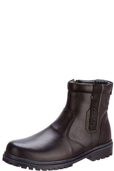 Ботинки для мальчика 64050-1 чёрный Kapika, Российская Федерация