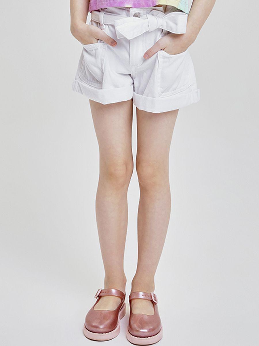 шорты to be too для девочки, белые