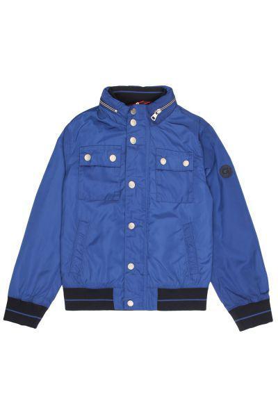 куртка gaudi для мальчика, голубая