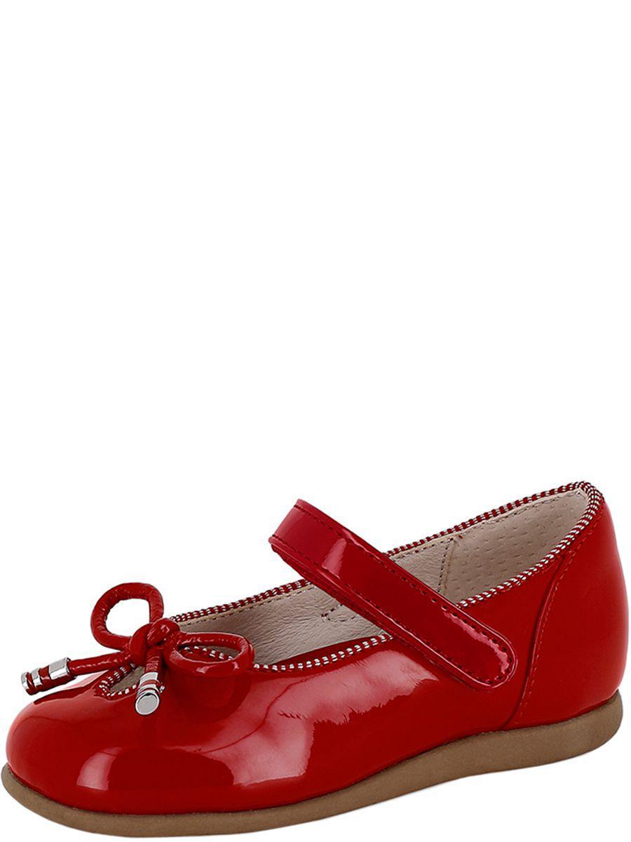 туфли mayoral для девочки, красные