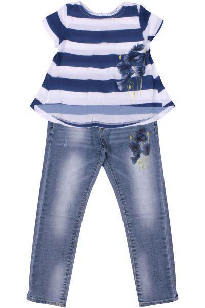 Футболка+джинсы