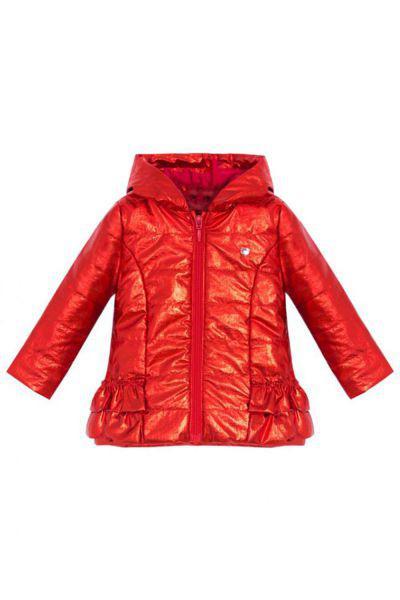 Купить Куртка, Beba Kids, Красный, Полиамид-100%, Женский
