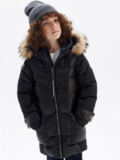 Купить Пальто, Pulka, Разноцветный, Нейлон-100%, Мужской
