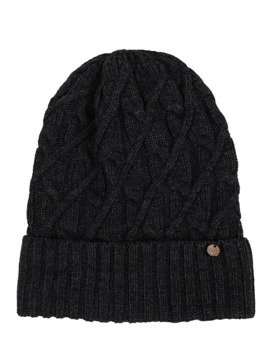 шапка noble people для девочки, серая