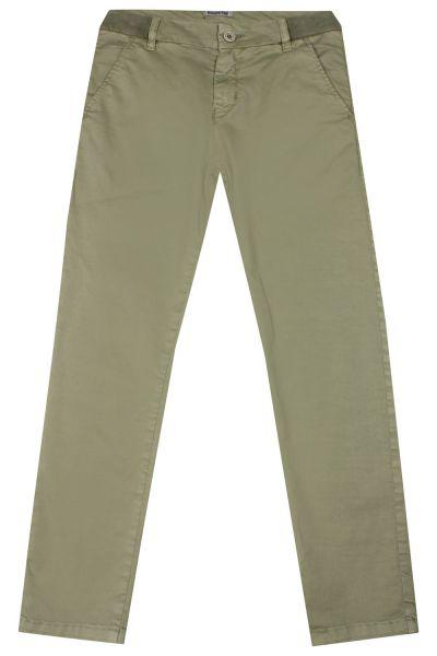 брюки ronnie kay для девочки, зеленые
