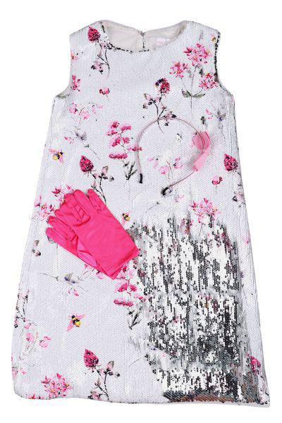 Платье+аксессуары