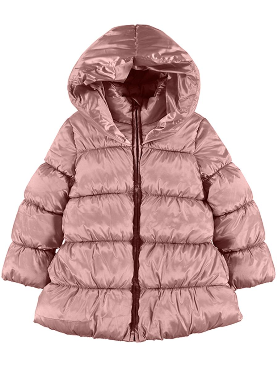 куртка mayoral для девочки, розовая