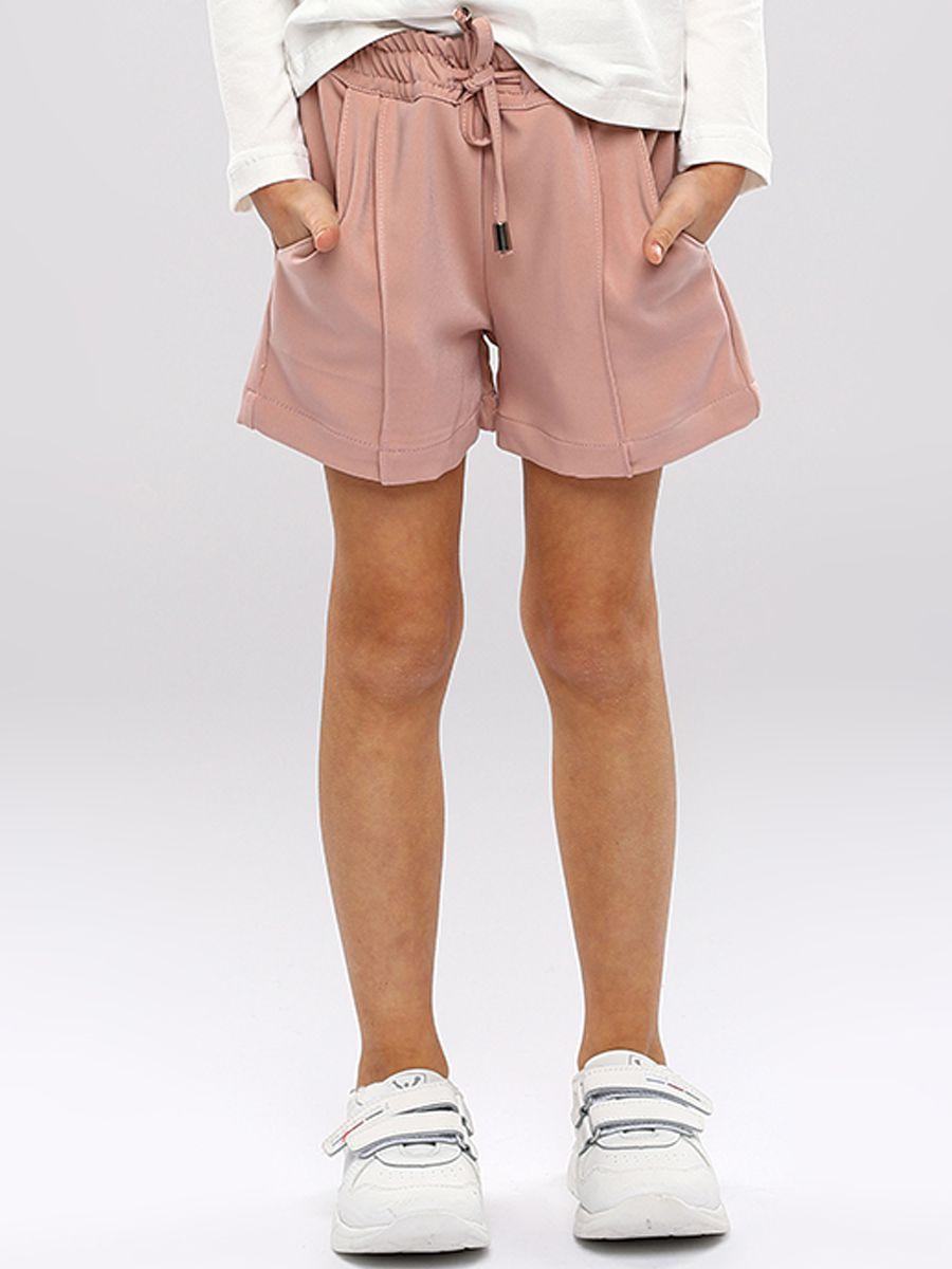 шорты gaialuna для девочки, розовые
