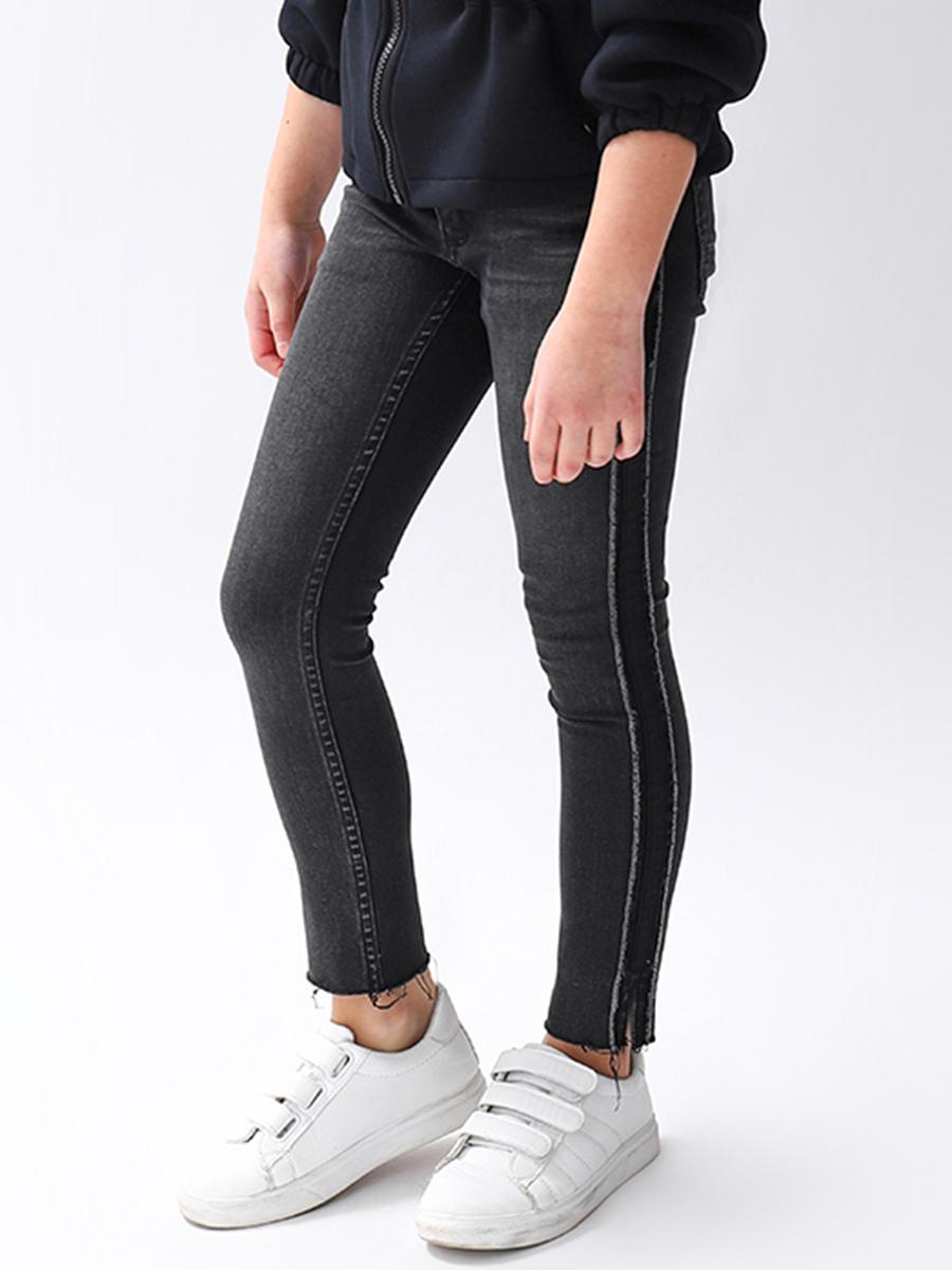джинсы vingino для девочки, черные