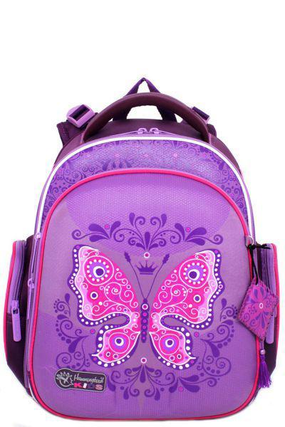 Купить Ранец+мешок, Hummingbird, Фиолетовый, UNI, Женский