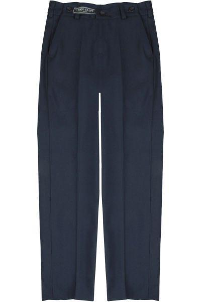 брюки van cliff для мальчика, синие
