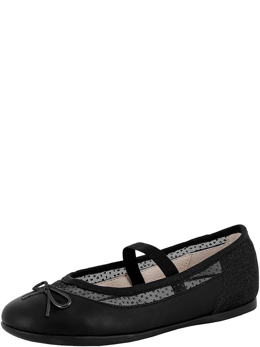 туфли mayoral для девочки, черные