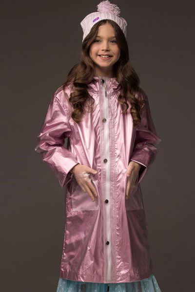 Купить Куртка, Addobbo, Розовый, Полиуретан-100%, Женский