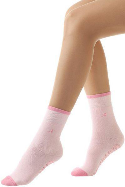 Носки для девочки SAS-1064 розовый Charmante, Китай (КНР)