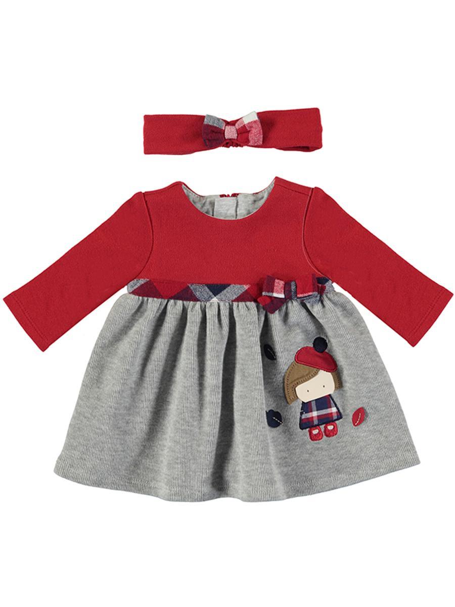 платье mayoral для девочки, разноцветное
