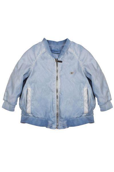 Купить Куртка, Byblos, Голубой, Полиуретан-100%, Мужской