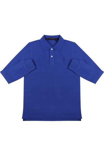 лонгслив jeckerson для мальчика, синий